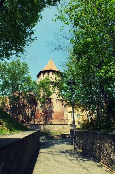 turnul dulgherilor strada cetatii sibiu