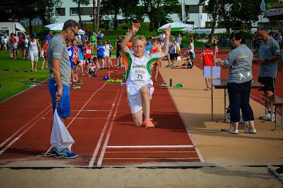 UBS Kids-Cup Regionalfinal Luzern in Rothenburg