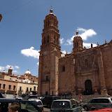 1. Mexikoreise: Zacatecas, Durango, Mazatlan