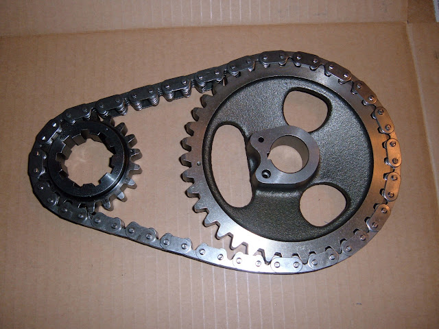 9 key way stock chain type type timing sets. 364-401-425  discontinued .... Stock replace sets 115.00