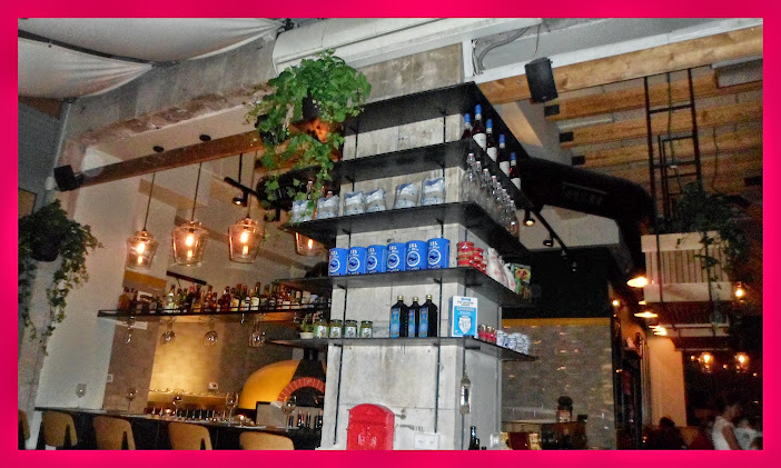 """""""סאפורי"""" מסעדה איטלקית מרגשת  בקרן היסוד 38 ירושלי..."""