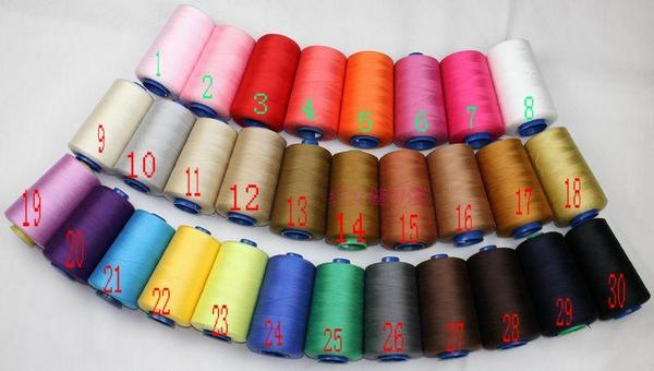 List of Sewing Thread Used in Garment Manufacturing
