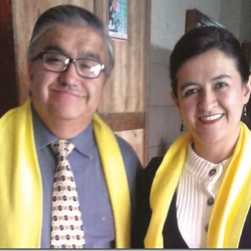 Alvarado quiere transformar la UMSA y llevarla a la era digital