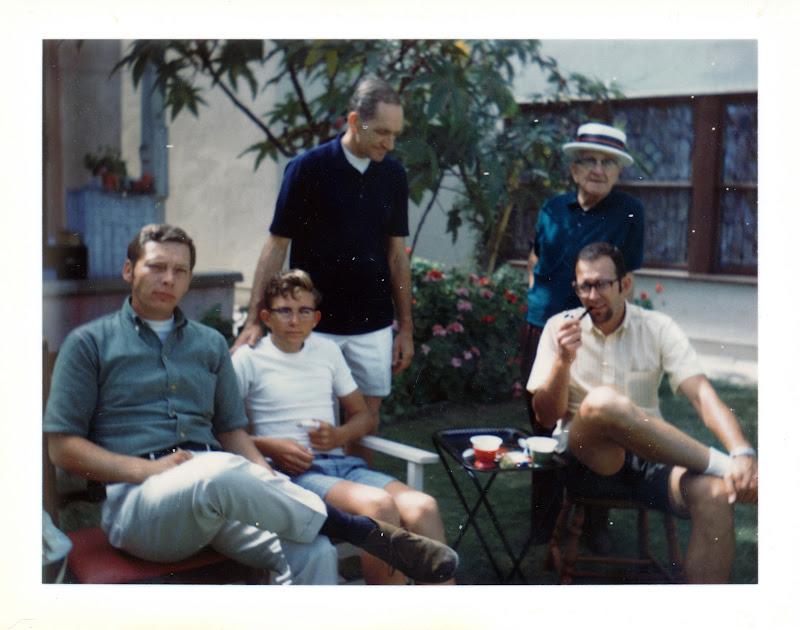 David, Steve, Bob B, August and Bob C