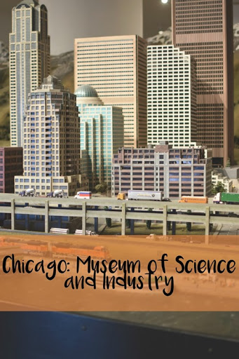 Chicago - Museum of Science and Industry