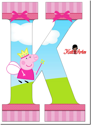 abecedario peppa pig blogcolorear com (11)