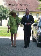 Photo: Count Constantin and Countess Esperanza of Berckheim