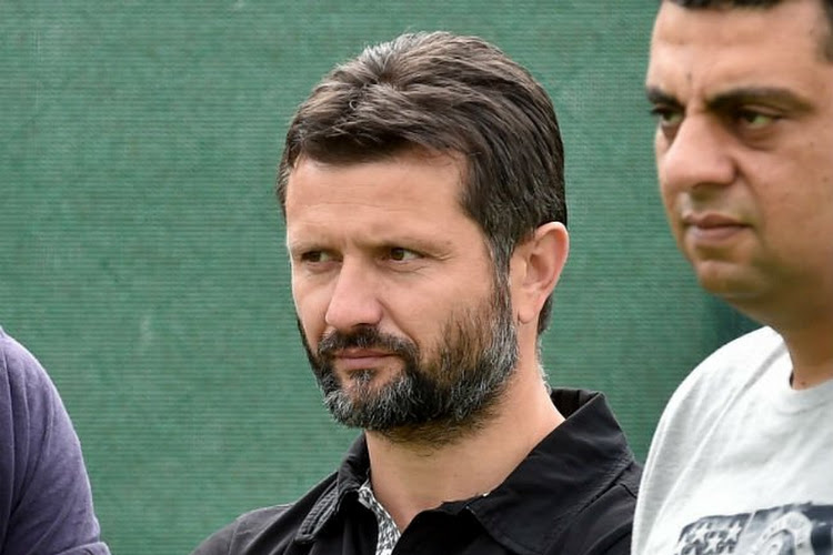 Tomasz Radzinski ne mâche pas ses mots au sujet d'Anderlecht
