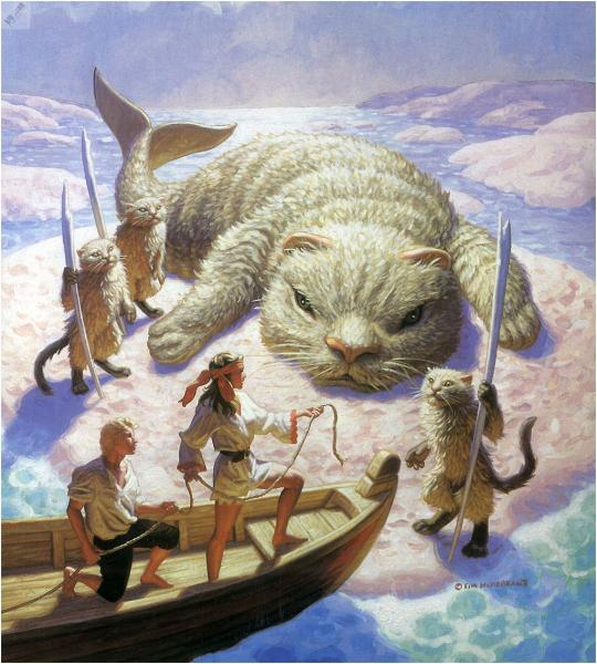 Meowzy Whale, Magic Animals 1