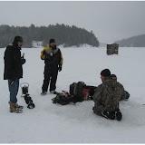 Ice Fishing - Paudash Lake