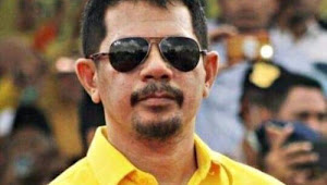 Alfian Indrawirawan Kembali Terpilih Menjadi Ketua Golkar Kota Bima