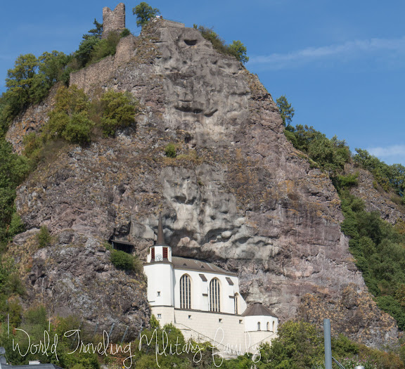 church in the rocks idar oberstein germany world traveling military family. Black Bedroom Furniture Sets. Home Design Ideas