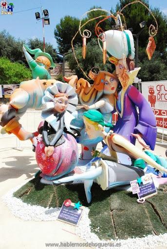 Hoguera Infantil 2014 - Florida - Plaza la Viña