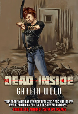 Dead Inside ( Rise Book 3 ) - Gareth Wood