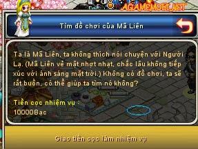Phong Vân Truyền Kỳ Khai mở phụ bản Cá Tháng 4