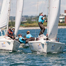 ISAF Womens Match Racing Day2