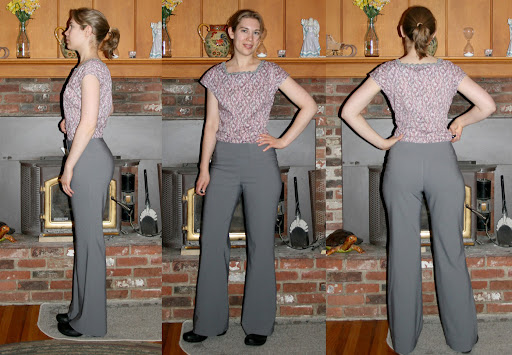 Style Arc Wendy Pants (stretch bengaline)