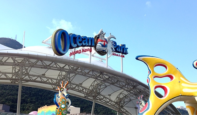 China Travel Service Ocean Park Tickets