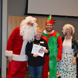 UAHT Employee Christmas Party 2015