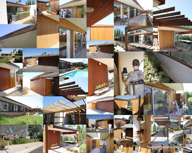 A collage for you lovers of Neutra