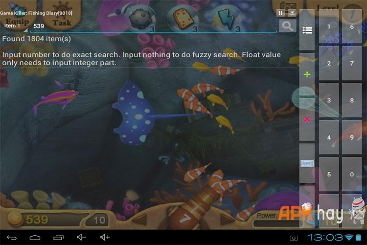 5Hướng dẫn hack tất cả game Android bằng GameKiller