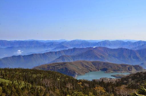 神楽ヶ峰へ
