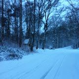 Winter op Recreatiepark 't Zand