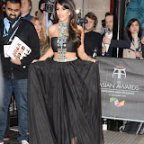 OIC - ENTSIMAGES.COM - Jasmin Walia at the The 5th Annual Asian Awards 2015 in London 17th April 2015 Photo Mobis Photos/OIC 0203 174 1069