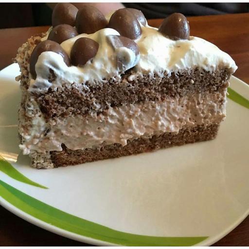 Family Bakery More Kinder C Schoko Bon Torte Mit Einem Nutella