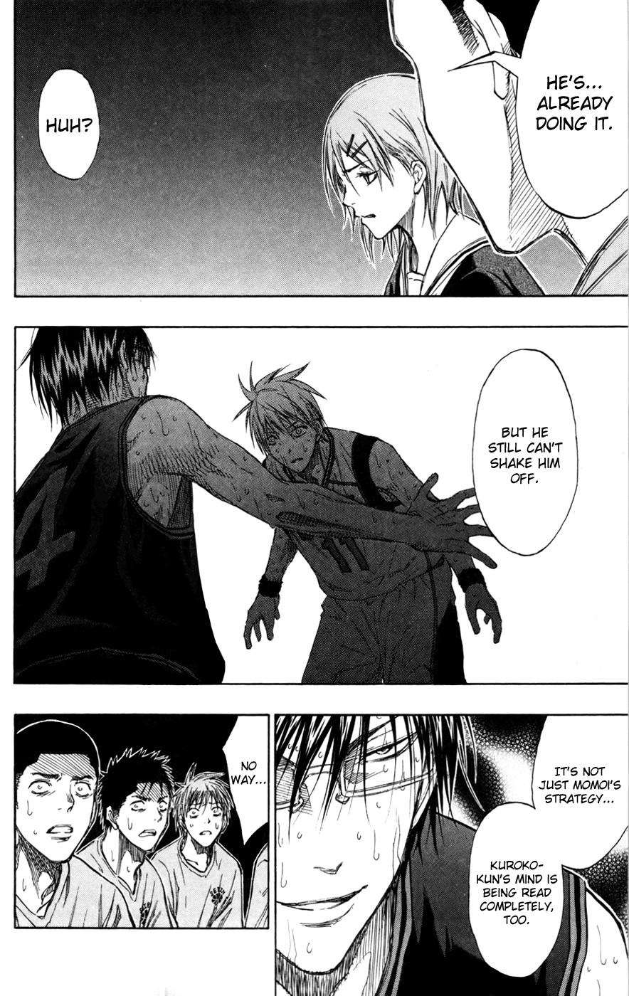 Kuroko no Basket Manga Chapter 127 - Image 22