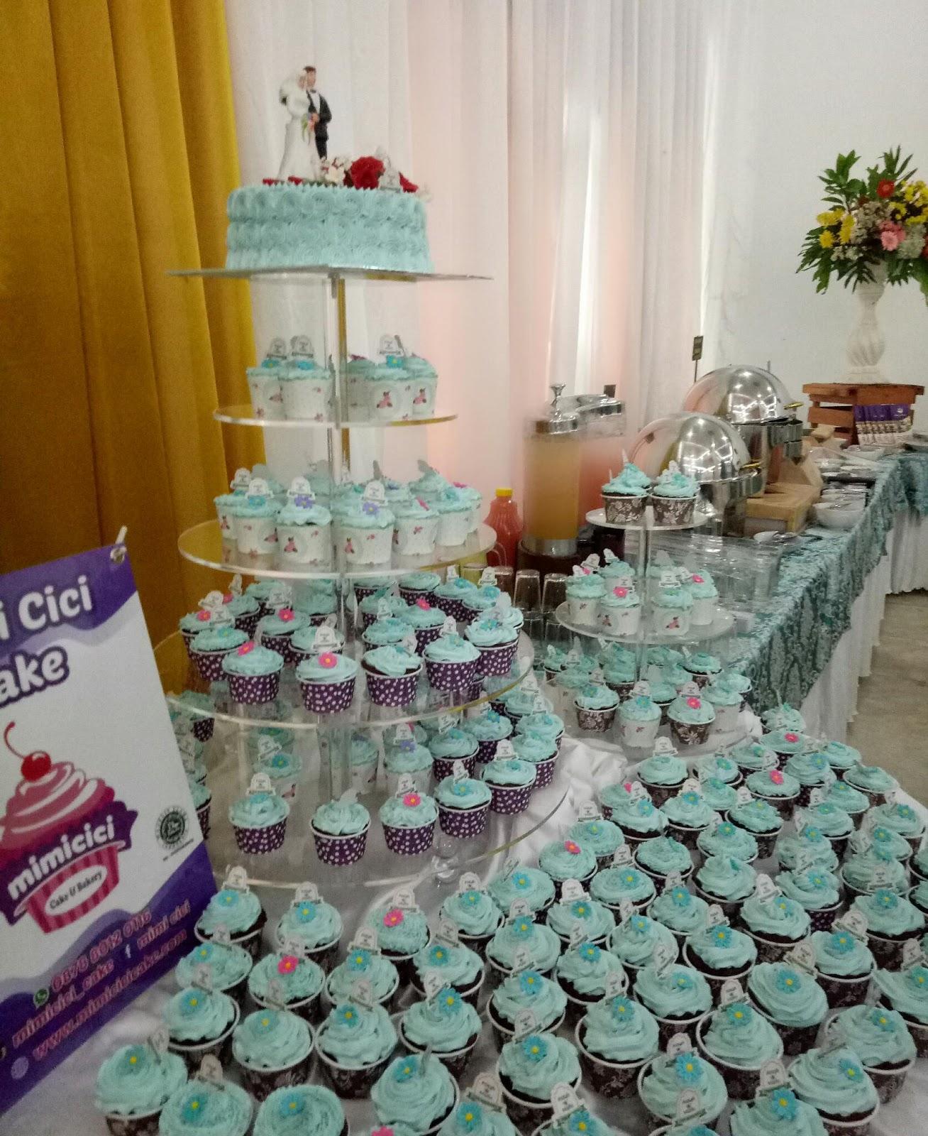 mimi cici cake Wedding cake toko kue mimicicicake bojonggede bogor