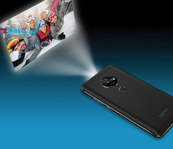 Meet MOVI Phone, The Cheapest Smartphone with Built-in Projector