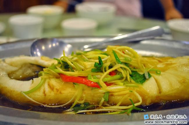 鄉之味川菜館清蒸鱈魚