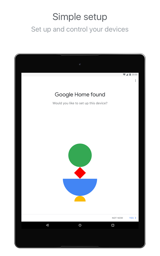 Google Home Android 7