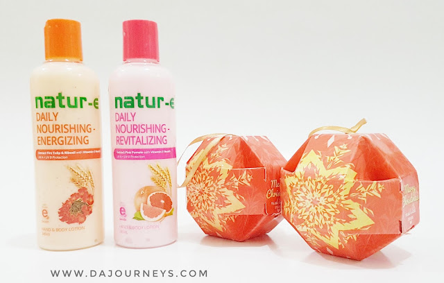 Review Natur-E daily Nourishing and Reviilatizing Hand and Body Cream