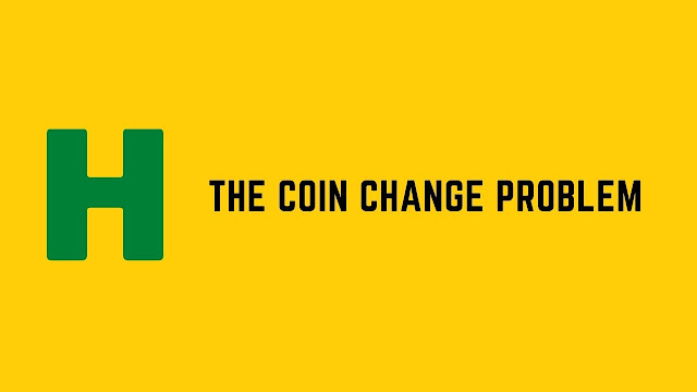 HackerRank The Coin Change Problem solution