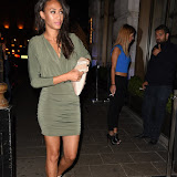 OIC - ENTSIMAGES.COM - Rachel Christie at the Novikov Restaurant and Bar   in London  26th June  2015 Photo Mobis Photos/OIC 0203 174 1069