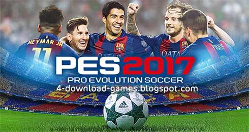 لعبة بيس 2017 PES للموبايل