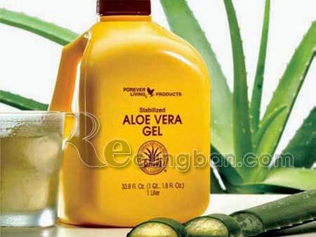 Nước uống dinh dưỡng Aloe Vera Gel ® mã số 015