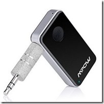 MPOW mini bluetooth receiver
