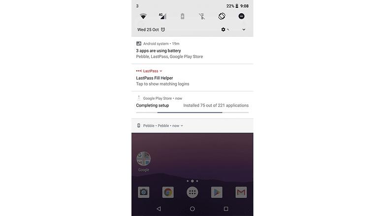 tính năng mới tốt nhất trên Android 8.1 Oreo