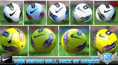 Bolas Nike Seitiro FIFA 12