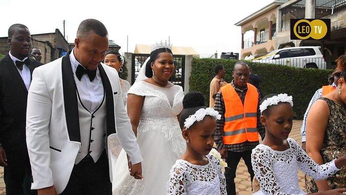 Mbongo Afunga Ndoa Tatu na Mtoto wa TB Joshua