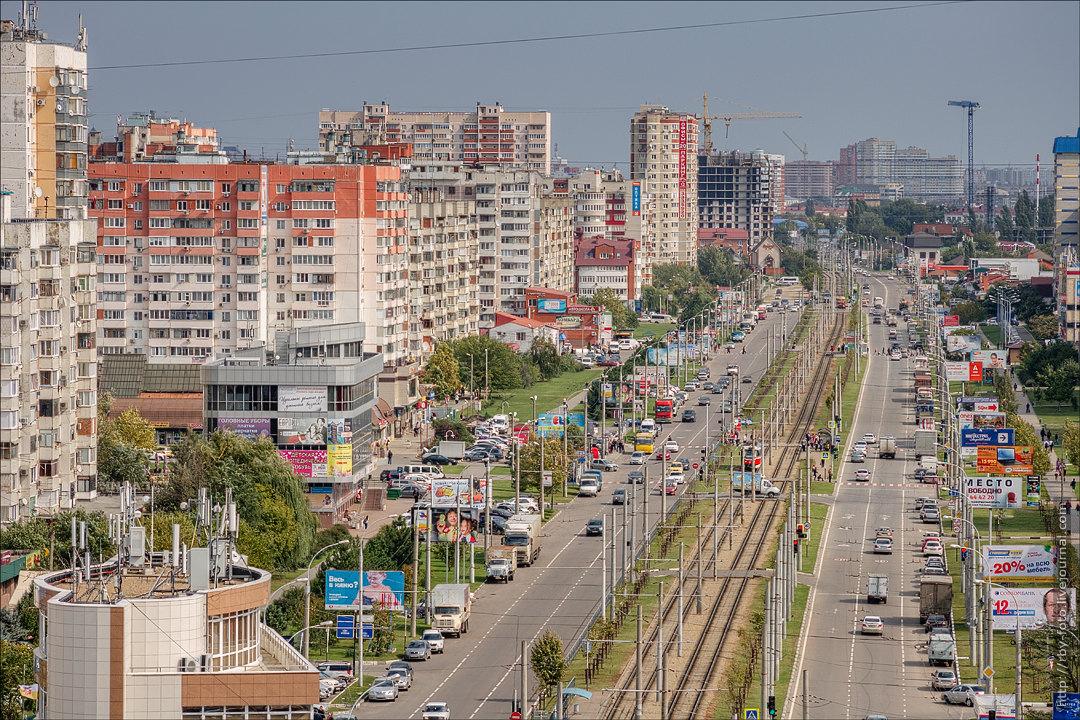 Краснодар. Юбилейный микрорайон (ЮМР). Часть 2.: rby_foto IA96
