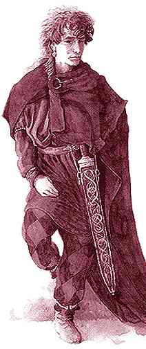 Loki Laufey Son, Asatru Gods And Heroes