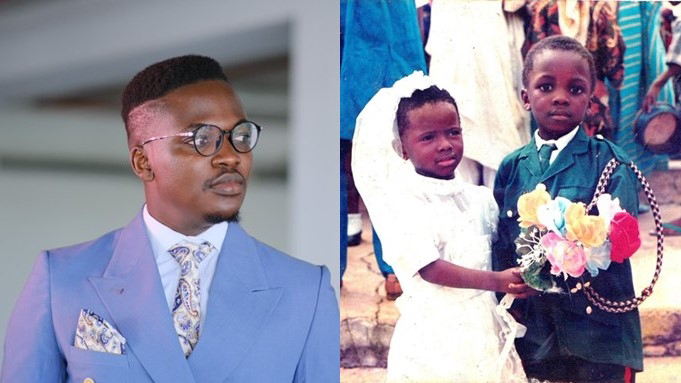 Man searches for little bridesmaid he was paired with as a ringbearer 26 years ago
