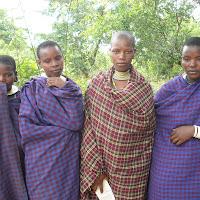 Barabaig women
