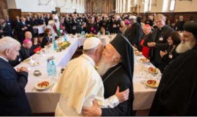 Pope Leads Interfaith Peace Meeting in Assisi