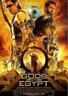 nama-nama pemeran dan tokoh di film gods of egypt