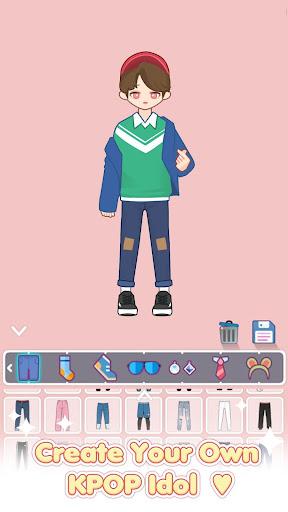 MYIDOL (#Dress up #BoyGroup #k-star #k-pop)  screenshots 3